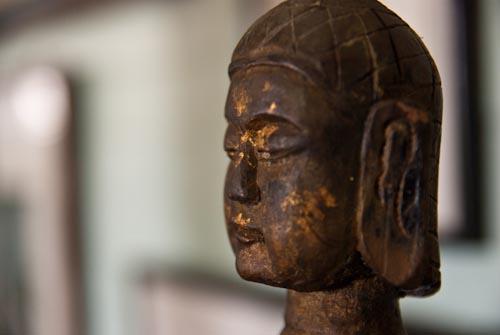Robert Louis Stevenson Museum Buddha
