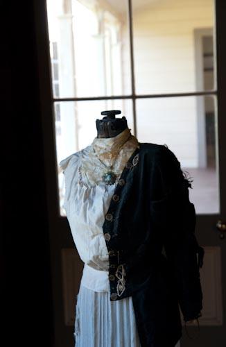 R. L. Stevenson Museum dress