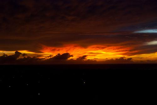 Sunrise Apia